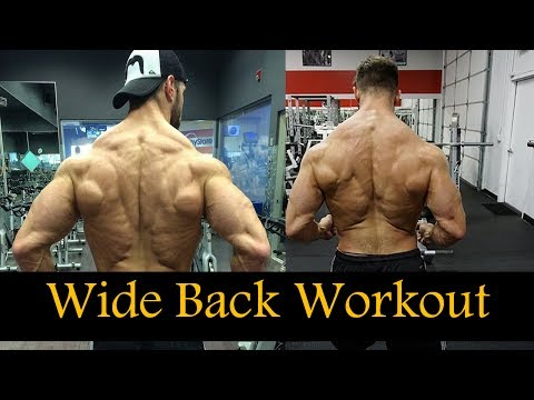 Julian Smith Lat Workout - Get a Wide Back!