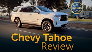 2021 Chevrolet Tahoe | Review & Road Test