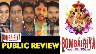 BOMBAIRIYA EXPERTS REVIEW | Radhika Apte, Siddhant Kapoor