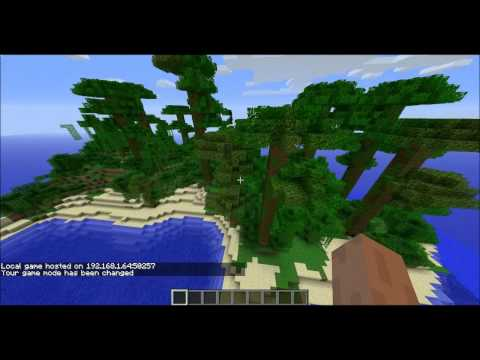 How to: Change game modes without cheats in Minecraft!