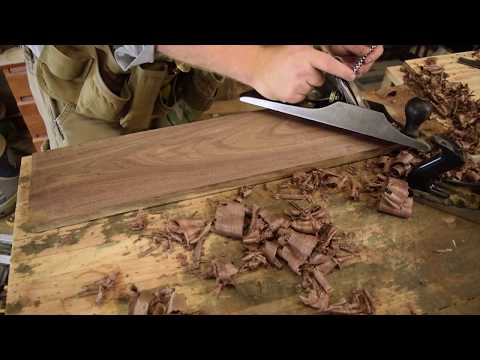 Milling Rough Sawn Lumber-  Hand Tools v. Power Tools | Hand Tool Shootout