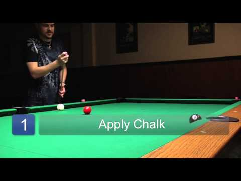 How to Make a Pool Ball Jump