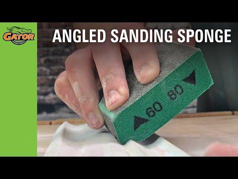 Finishing Made Easy SoftEdge™ Sanding Sponge