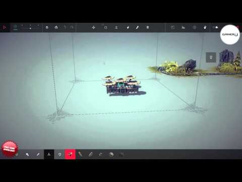 Besiege - Use Symmetrical Designs When Building Machines
