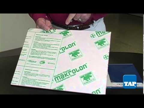 Polycarbonate AR Sheet