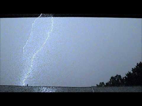 Close Lightning Strike Bristol, CT