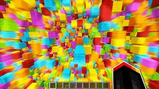 THE WORLD'S LARGEST PARKOUR MAP in MINECRAFT! (3000+ Jumps!)