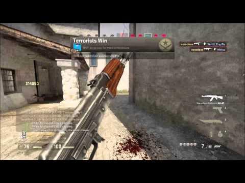 CS:GO Hackusations