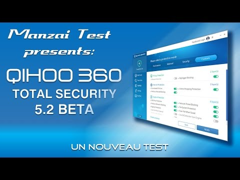 [Exclusive - Test Musical] Qihoo 360 Total Security BETA 5.2