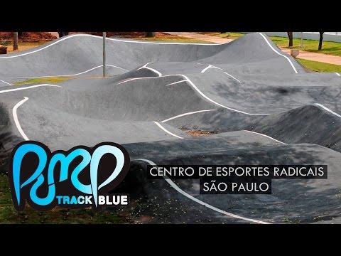 PUMP TRACK   CENTRO DE ESPORTES REDICAIS   SÃO PAULO