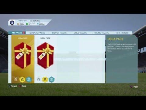 Merry Christmas Mega Packs - Fifa 16 ultimate team