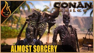 Conan Exiles Lifeblood Spear Legendary Weapon Spotlight