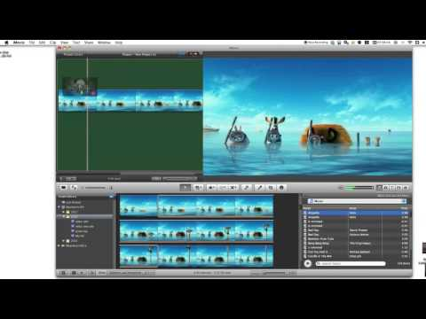 How to Add Background Music to Video in iMovie