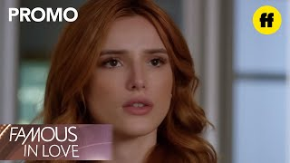 """Famous in Love   Season 1, Episode 3 Promo """"Not So Easy A""""   Freeform"""
