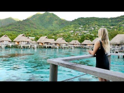 Tahiti, Moorea, Bora Bora Honeymoon – GoPro 4k
