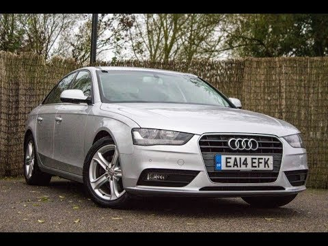 AUDI A4 FOR SALE AT CLEARWATER AUTOMOTIVE IN ESSEX
