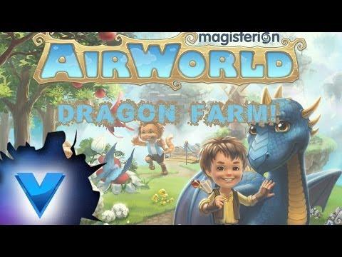 Dragon Farm - Airworld by Vasco Games