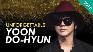 Yoon Do Hyun performs at 2015 Unforgettable Gala