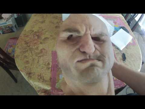 SPFX Masks:  Unboxing of The Sarge #2