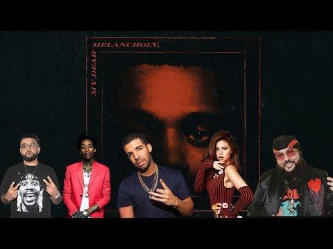 Celebrities Talk About The Weeknd (Drake, Selena Gomez, Wiz Khalifa, Nav, and 6LACK)