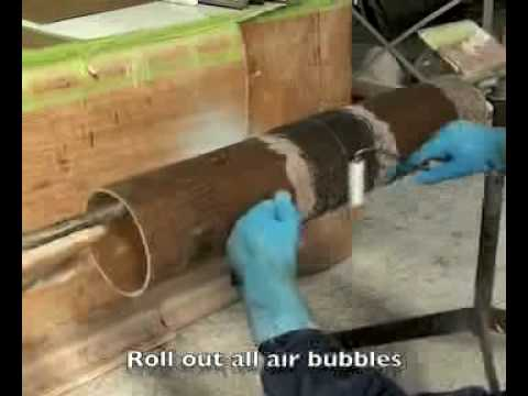 Armatec Fibreglass Pipe Jointing.mp4