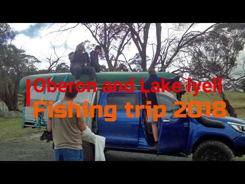 Fishing and Kayak Trip - OBERON & LAKE LYELL