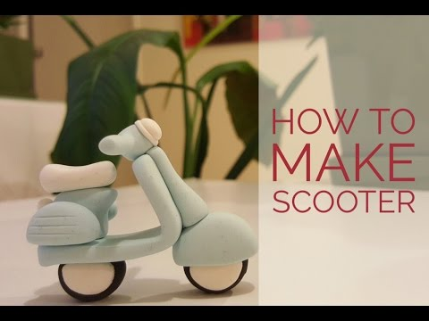 How to Make Scooter