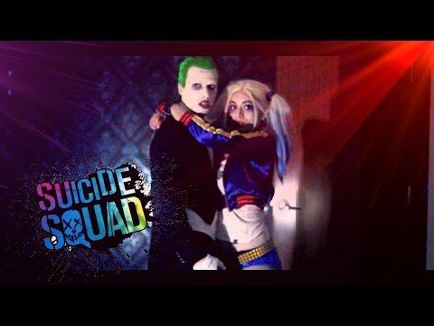 Suicide Squad Harley & Joker Fan Film