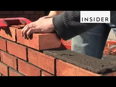 Build Your Own Brick Walls Easily