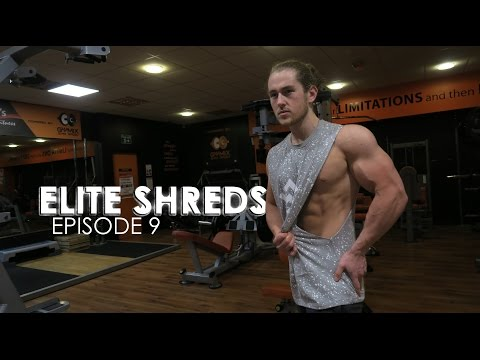 ELITE SHREDS Ep. 9: BULKPOWDERS! Quitting My Job & Physique Update