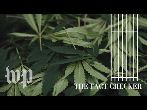 The truth about people in jail for marijuana possession | Fact Checker