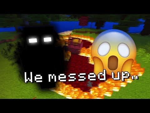 We found something REALLY BAD in Minecraft! (Minecraft Boogeyman)