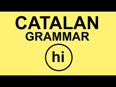 Learn Catalan Grammar Pronoun HI