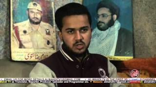 Interview Of Son Of Allama Ghulam Raza Naqvi About Death By Almahdi Tv