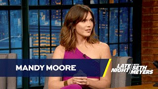 Download Mandy Moore Spoiled the This Is Us Twist on Instagram Video
