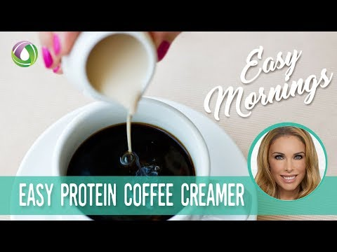 Protein Coffee Creamer - Protein Treats By Nutracelle