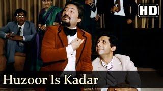 Huzoor Is Kadar | Masoom Songs | Naseeruddin Shah | Shabana Azmi | Saeed Jaffrey | Filmigaane