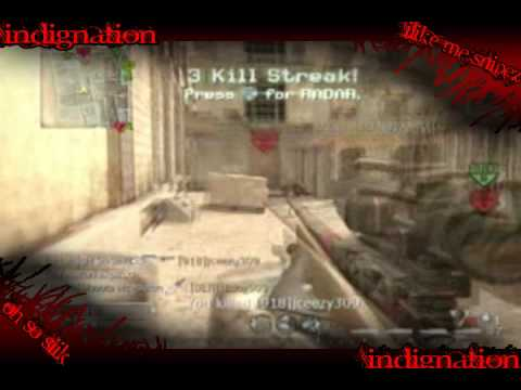 CoD4 Montage - Indignation - oH So SiiK