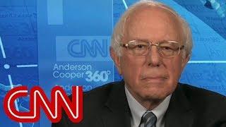 Bernie Sanders responds to midterm elections