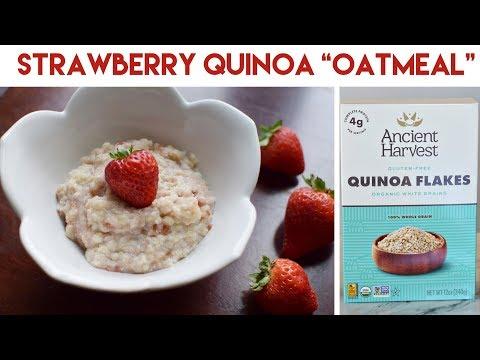 Strawberry Quinoa