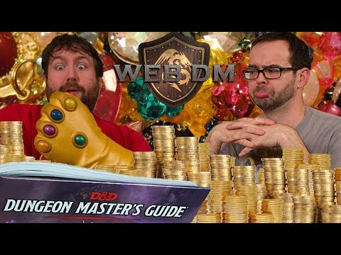 Treasure: How Much Is Too Much? - Web DM