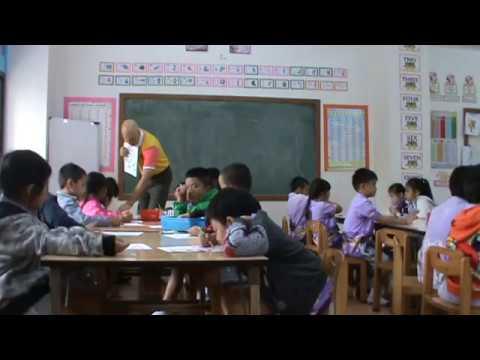 Kindergarten Vocabulary and Following Instructions Teaching English The Fun Way