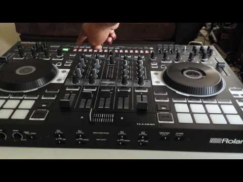 Roland DJ 808 sound card settings