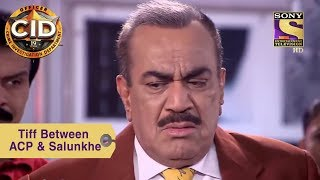 Your Favorite Character | Tiff Between ACP And Dr. Salunkhe | CID