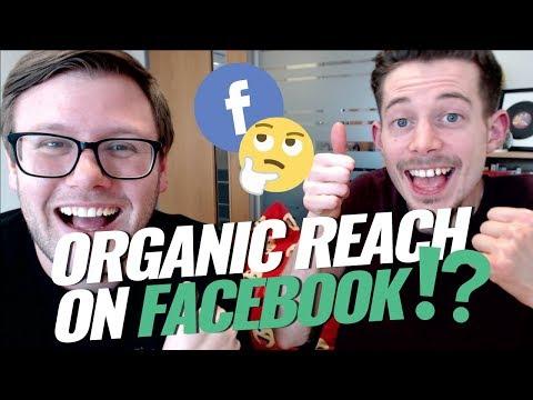 Organic Reach on Facebook (2018)