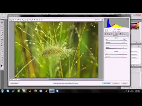 How To Make Any Photo Image Crystal Clear   Adobe Photoshop CS5 Tutorial