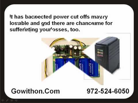 Choose Uninterruptible Power Supply For Your Computer