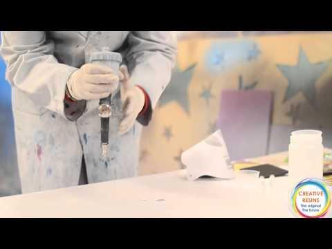spray crd video