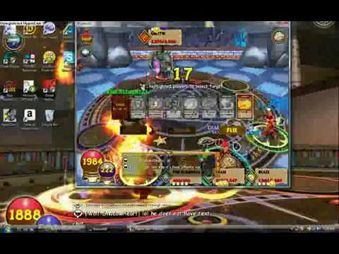 WIZARD101-ANOTHER KILL OF GH BOSS