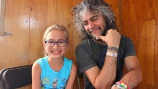 Kids Interview Bands - Wayne Coyne of The Flaming Lips